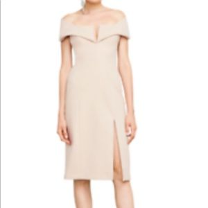 BCBG Bare pink dress
